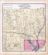 Bloomington Township - North, Muscatine, Summit, Muscatine County 1874